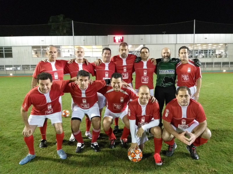 Interclubes 47+: Sirio 2x4 Jaragua