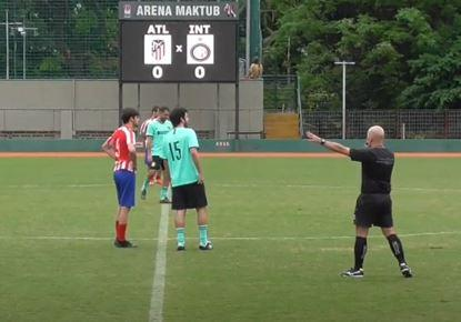 Principal: Atl. Madrid 0x4 Inter