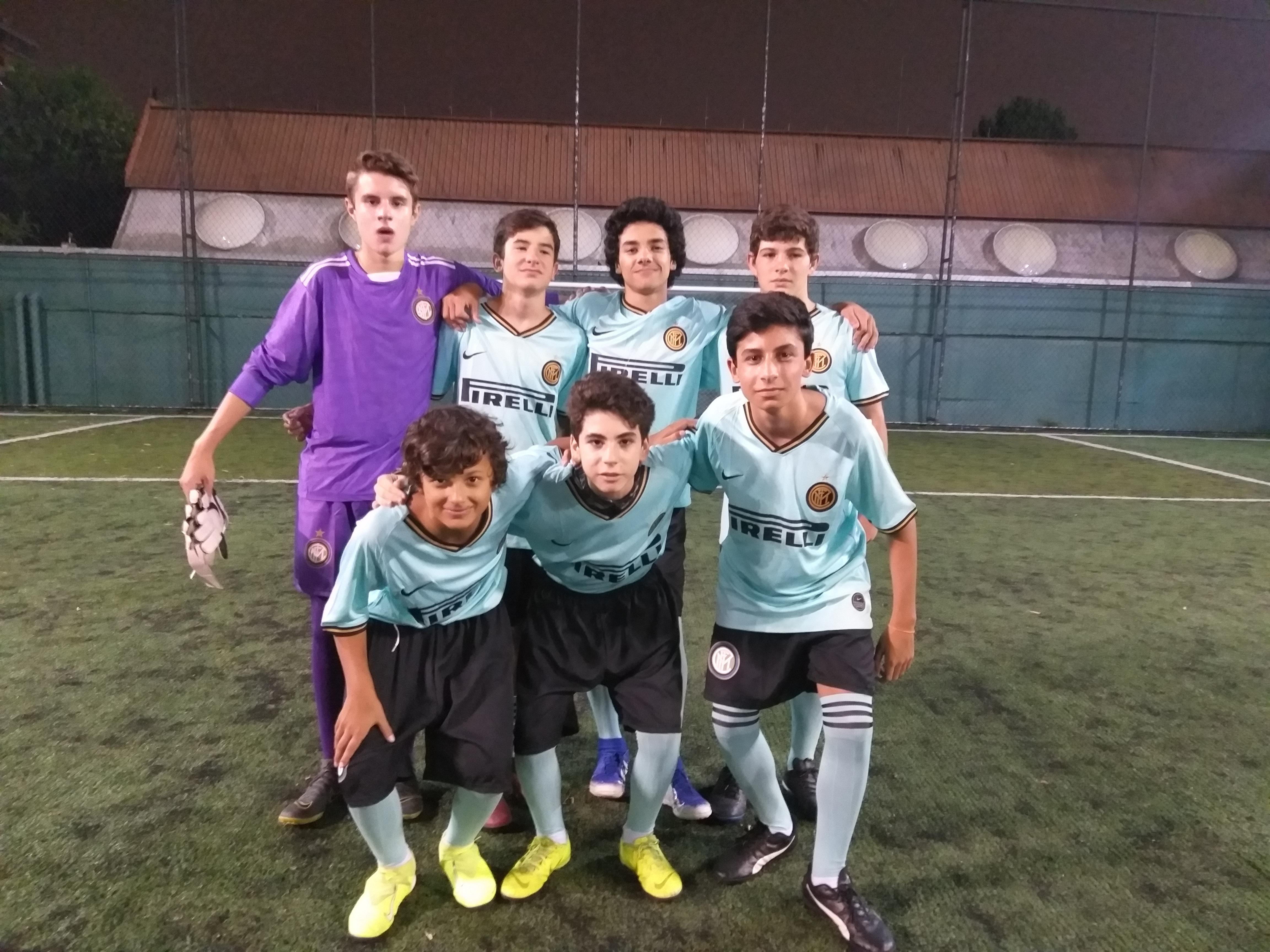 SUB 16: Barcelona 5x10 Inter